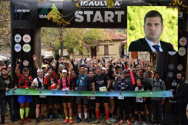 İda Ultra Maratonu Kovid -19'a takıldı