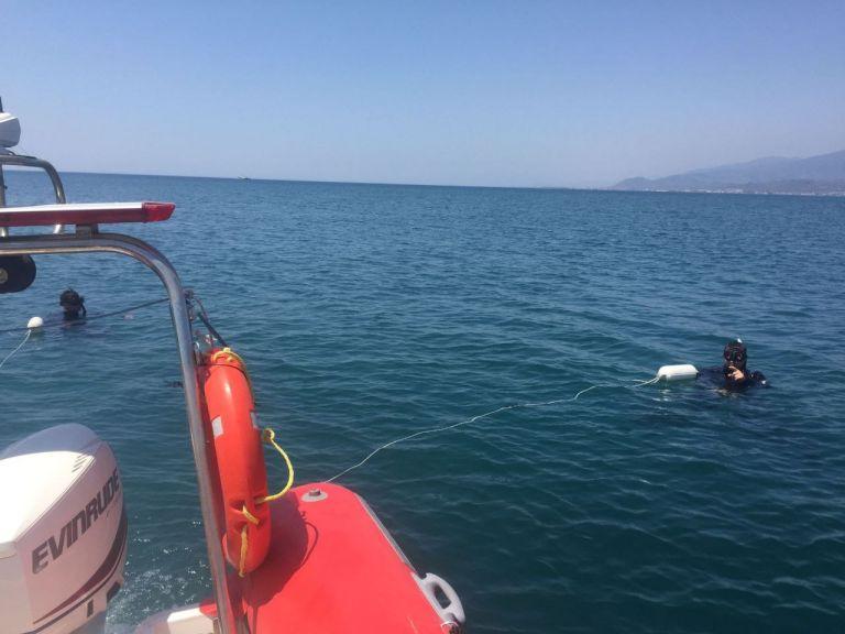 Denizde kaybolduğundan şüphelenilen 84 yaşındaki kişi aranıyor