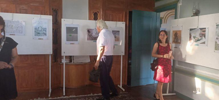 """""""Doğa Alarm Veriyor"""" Sergisi Antandros'ta ziyaretçilerini bekliyor"""