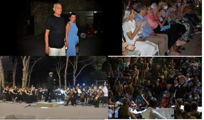 6 Eşsiz Konsere Ev Sahipliği Yapan Ayvalık 7. Aima Müzik Festivali Sona Erdi