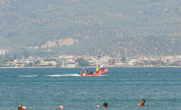 Denize açıldığı sahilden 40 Km uzakta cesedi bulundu