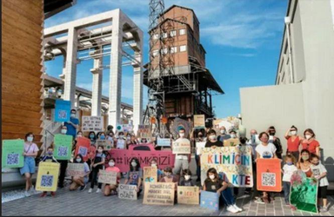 Gençler 24 Eylül Küresel İklim Grevi Günü'nde Etkinliklerde Buluşuyor